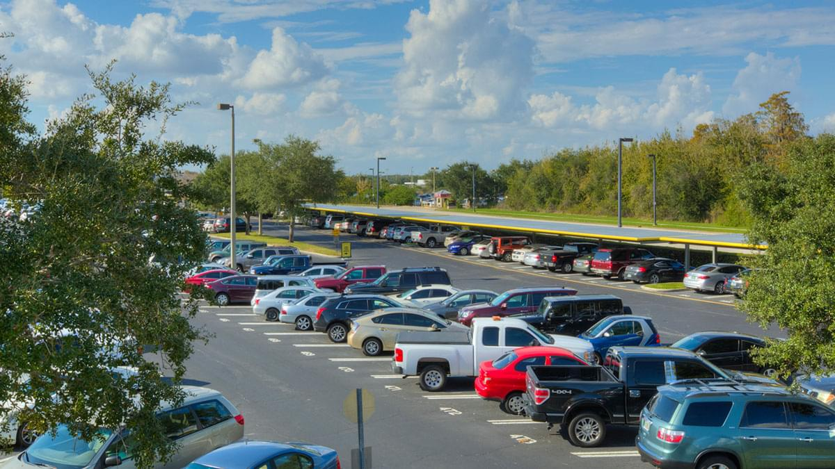 Long-Term Orlando Airport Parking | The Parking Spot